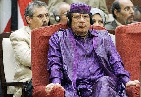 Muammar Gaddafi had made over $200 billion from Libya's rich oil supply