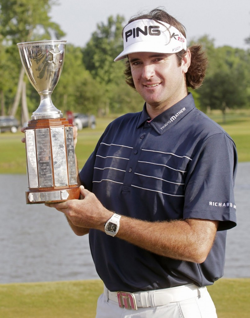 BUBBA Watson Net Worth | Celebrity Net Worth