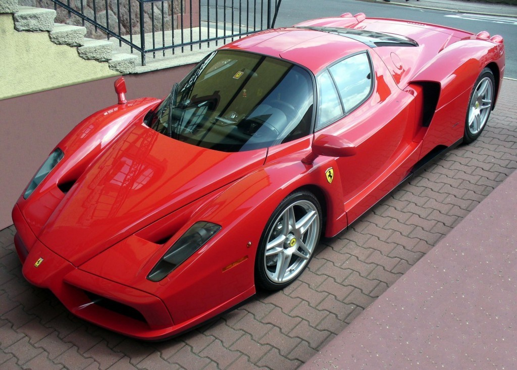 How much does a Ferrari Enzo Cost?