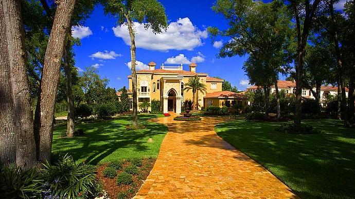 Dwight Howard's Florida House