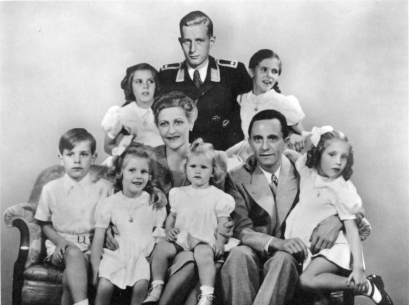 Joseph Goebbels Family